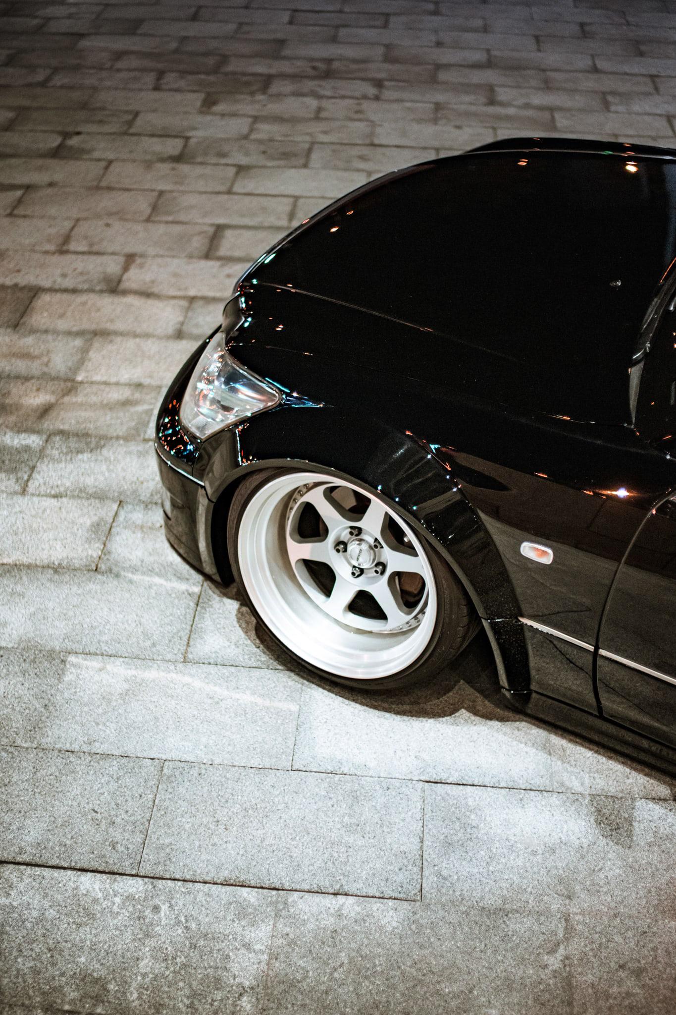 Lexus Work Wheels