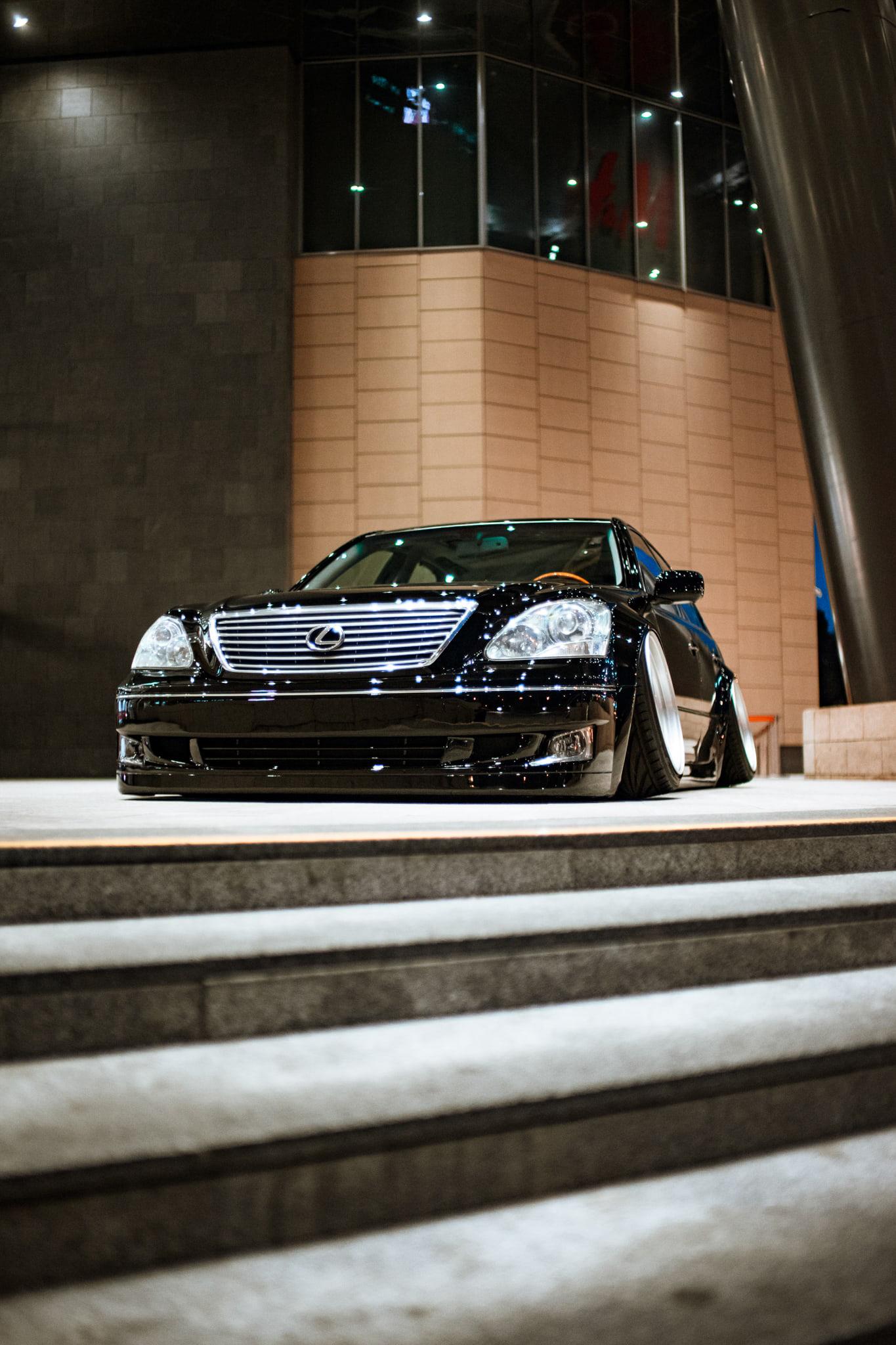 Lexus Cambergang