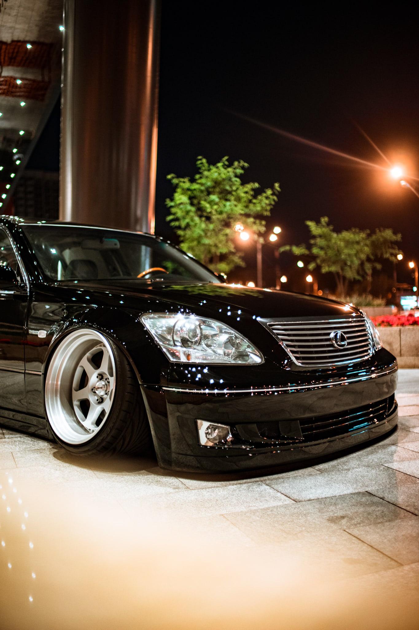 Lexus LS Work Wheels