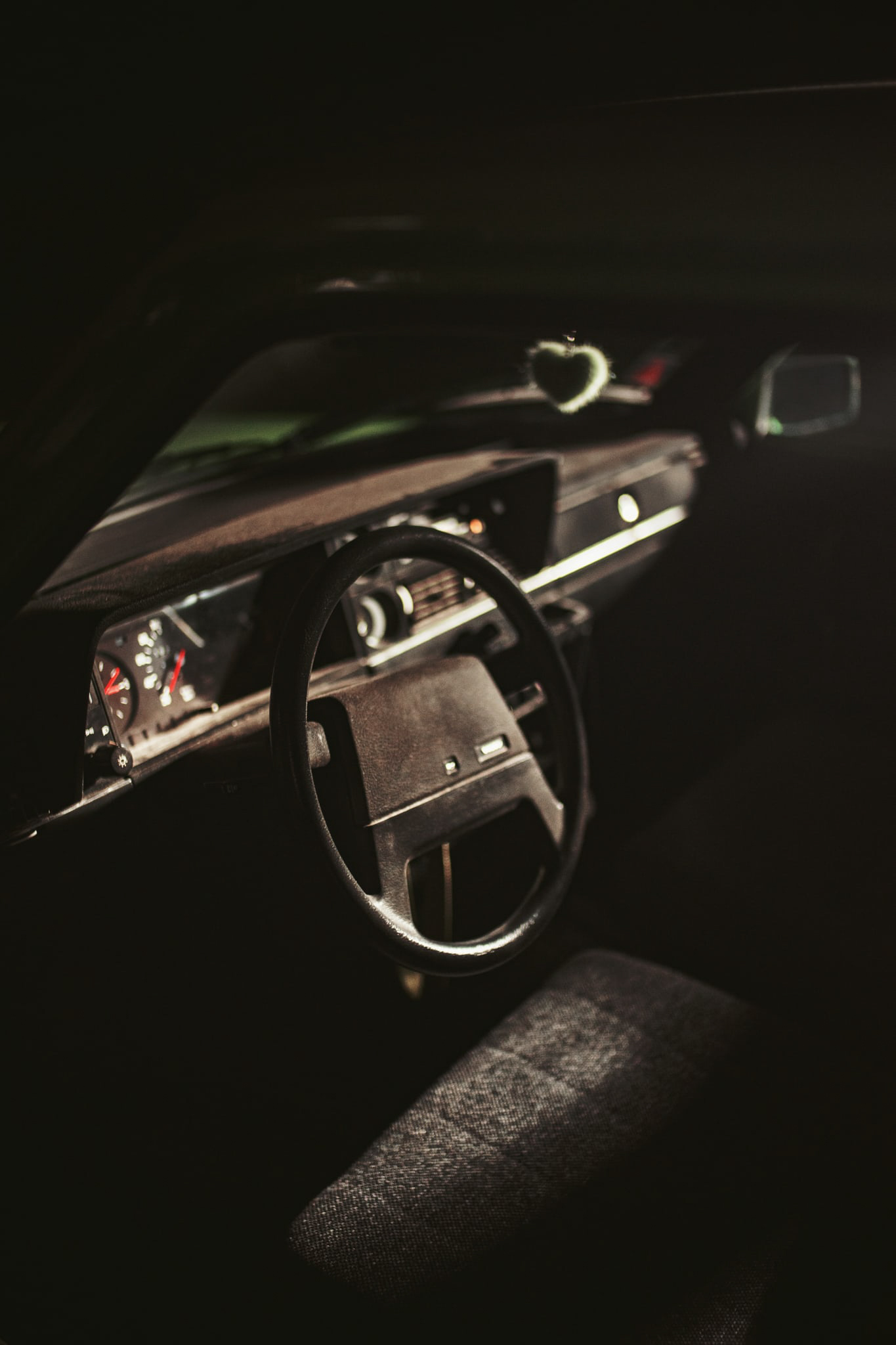 Салон Volvo 240