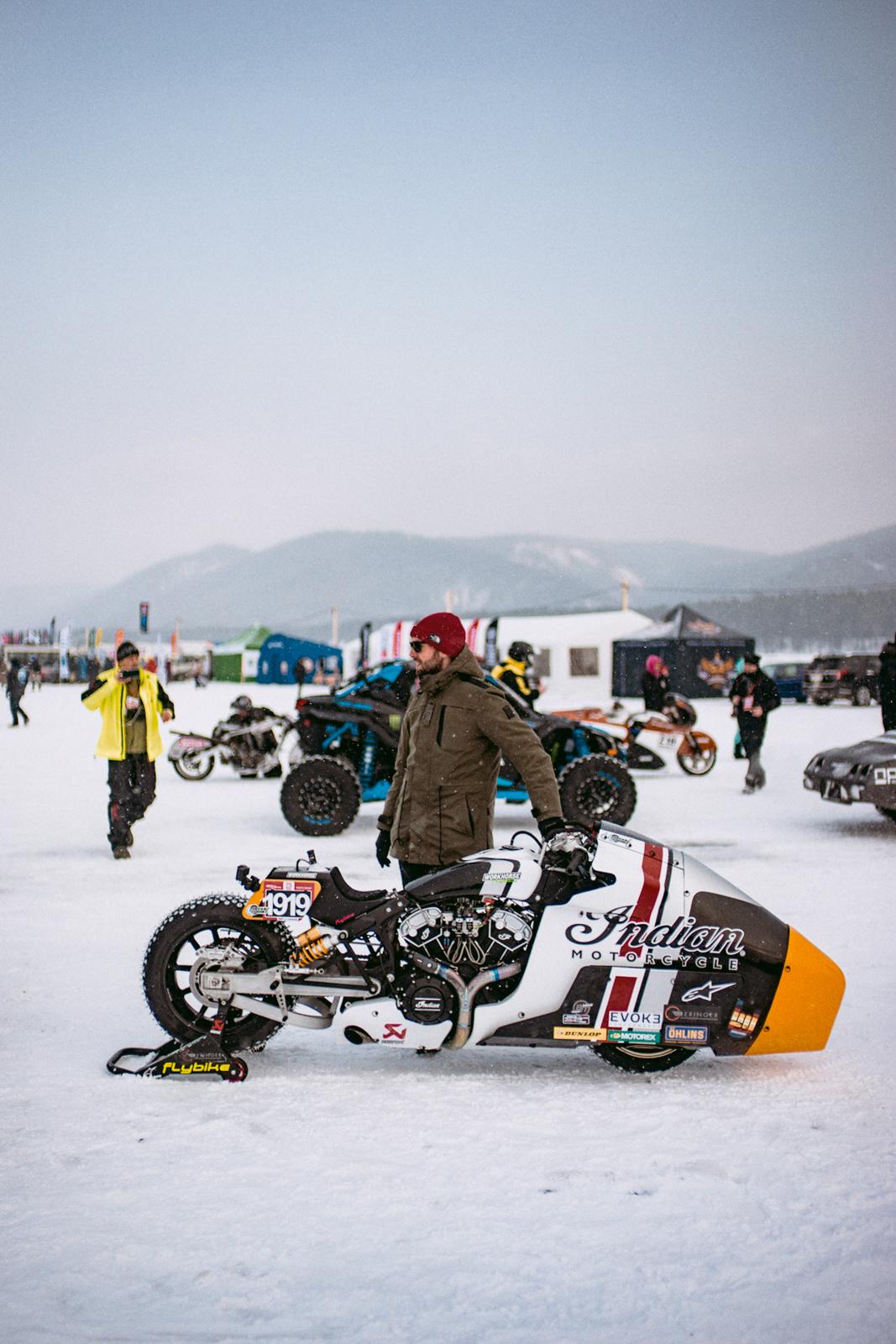 Indian Baikal Mile