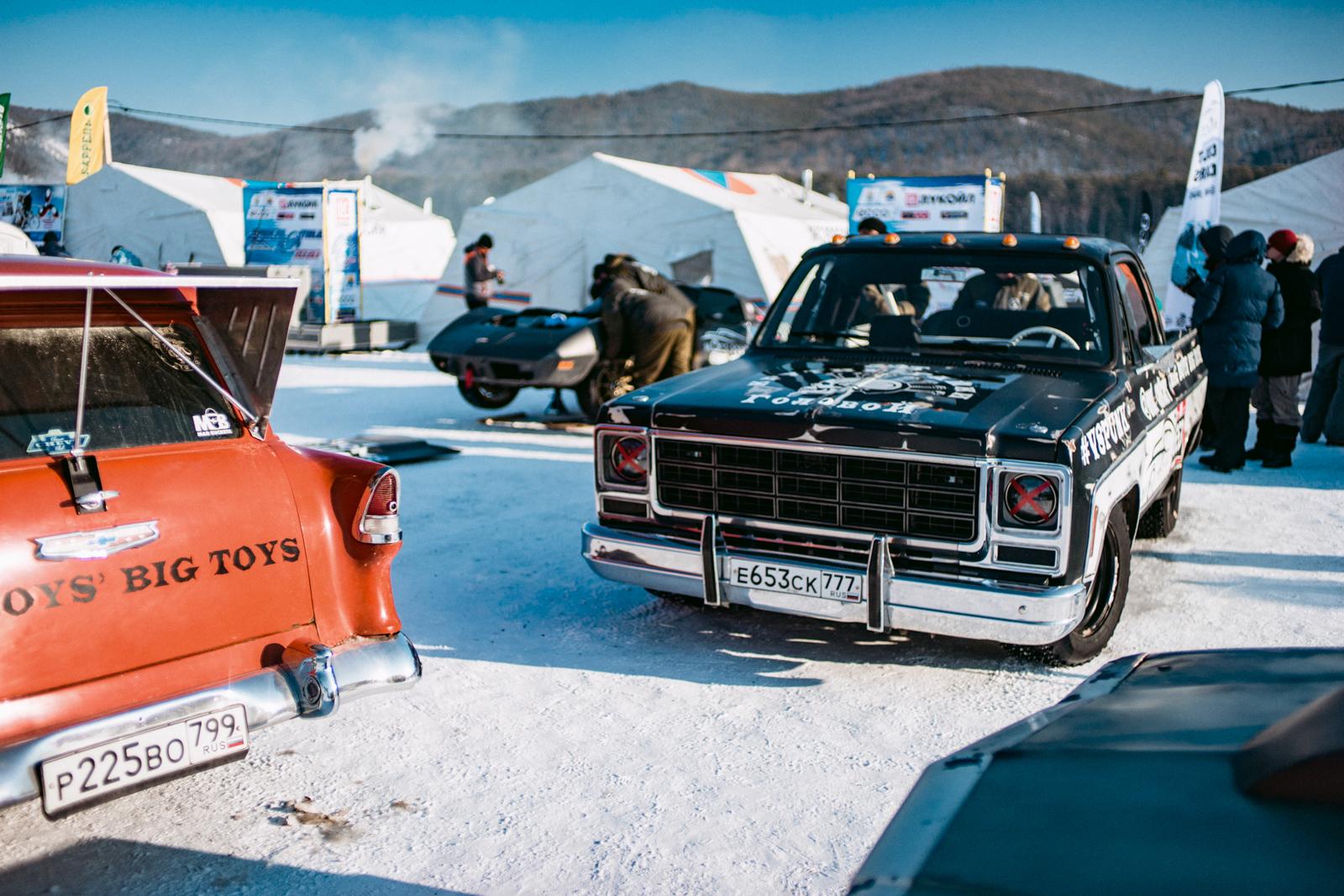 Байкальская миля 2020