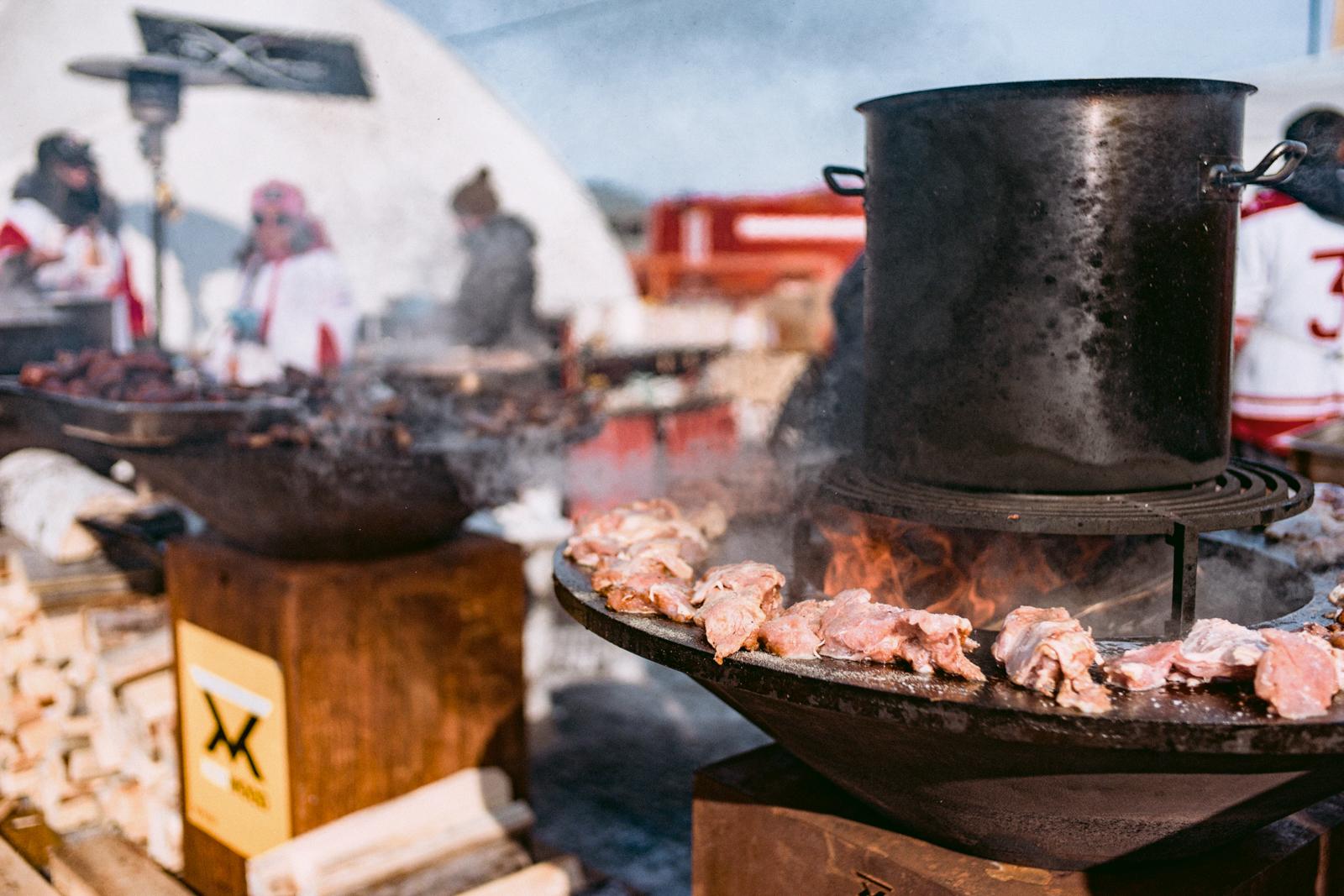 Кухня Байкальской мили