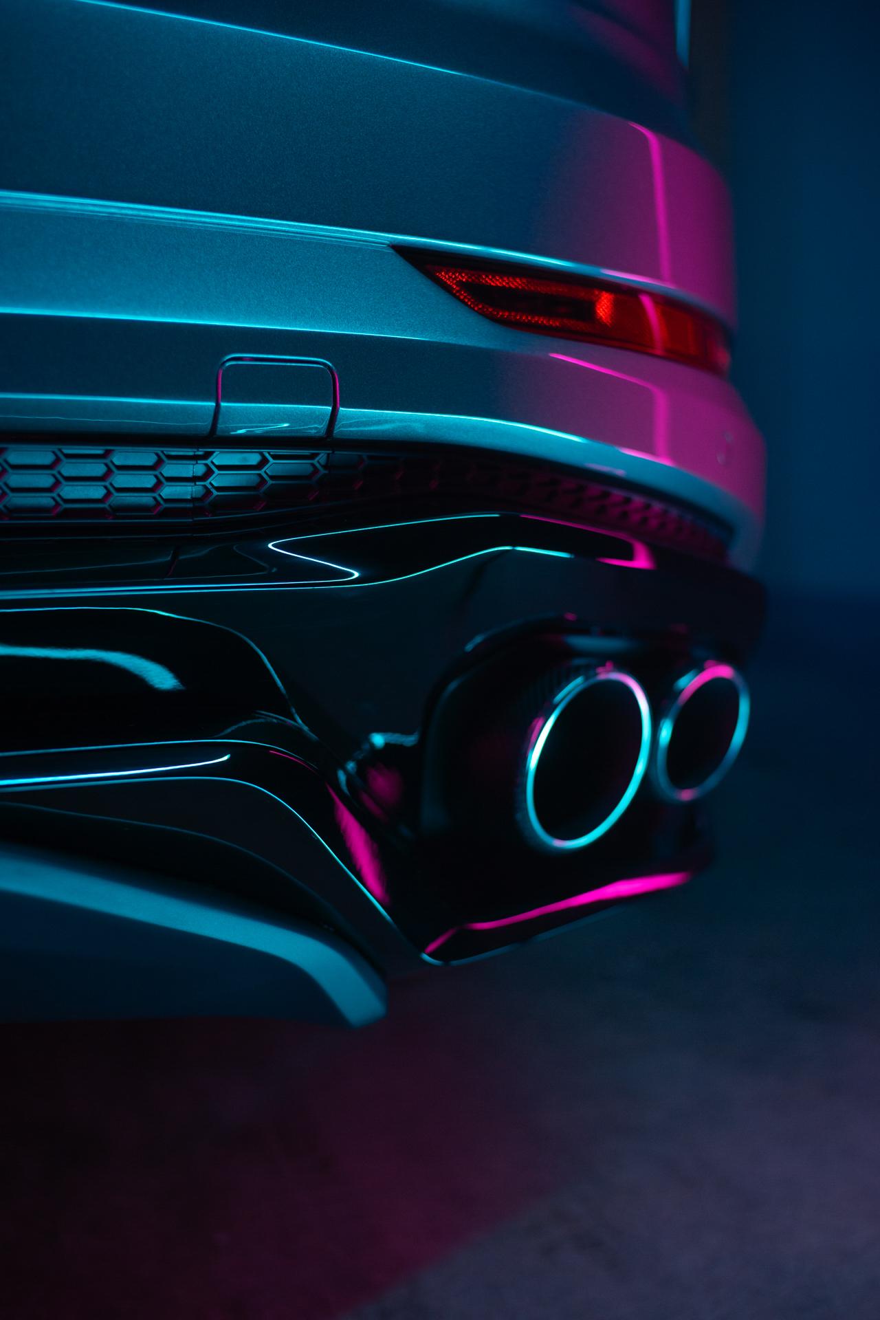 выхлоп MTR Audi Q8